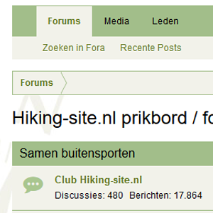 Hiking-site.nl